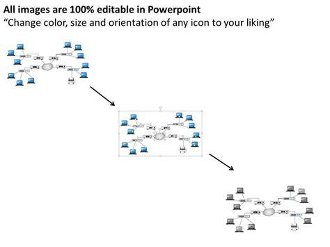 cisco network diagram template powerpoint