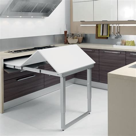 desk with slide out table buy party pull out drawer table 600mm online in india