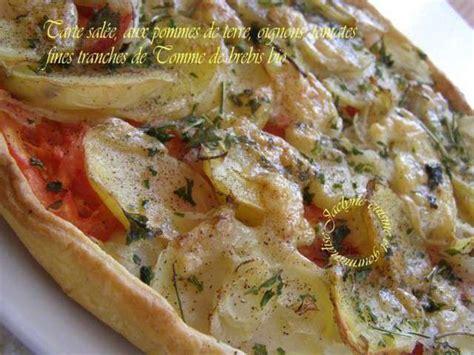 plat cuisiné bio recettes de tarte salées et tomates