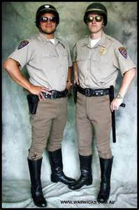 CHP California Highway Patrol Uniform