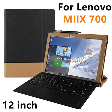 lenovo miix 3 for lenovo ideapad miix 700 protective smart cover