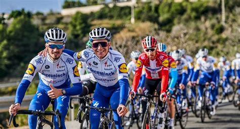 Deceuninck - Quick-Step join forces with Canon Medical ...