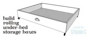 Wood Platform Bed Plans by Easy To Build Storage For A Bedroom Designs By Studio C