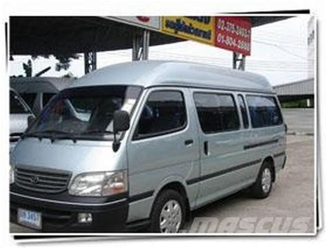 Toyota Hiace Usa by Used Toyota Hiace Commuter Panel Vans Year 2003 Price Us