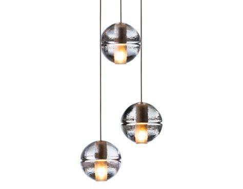 three light pendant chandelier bocci 14 3 three pendant chandelier hivemodern com