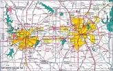 Texas City Maps - Perry-Castañeda Map Collection - UT ...