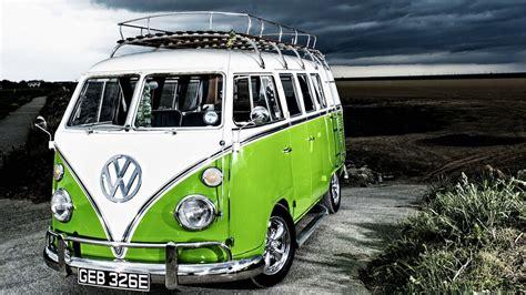 volkswagen classic bus vintage vw bus cool wallpapers
