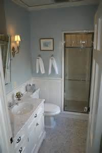 bathroom chair rail ideas white beadboard bathroom cottage bathroom papyrus home design