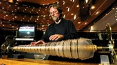 Sounds of a Glass Armonica - YouTube