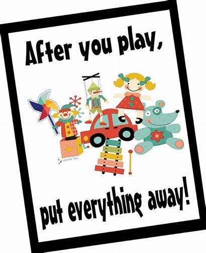 Clean Printable Rhyme Toys Week Last Child