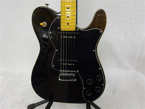 fender electric guitar telecaster modern player thinline deluxe buya