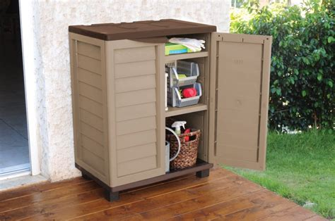 small outdoor storage cabinet flammable storage cabinets outdoor storage bench design