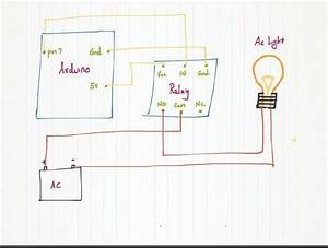 Issues In Interfacing Relay With Arduino