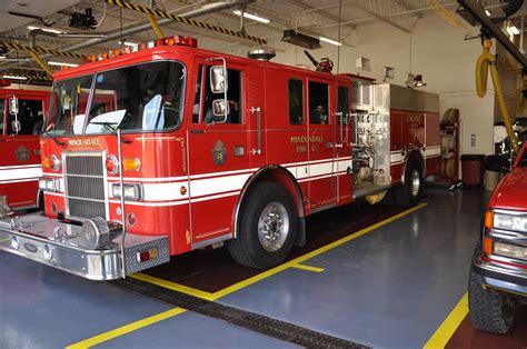 Fire Station Bay Floors  Bay Floor Resurfacing Systems