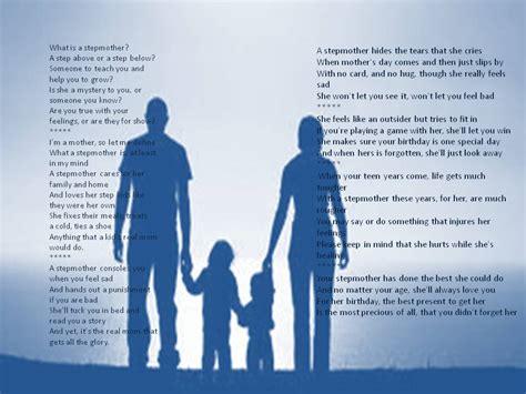 step parent quotes  poems quotesgram