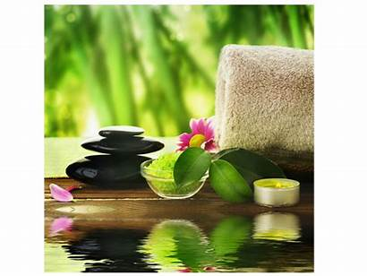 Massage Relaxing Decorations Xl Poster Water
