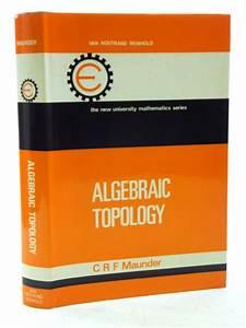 Algebraic Topology Maunder Pdf
