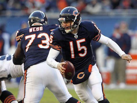 bears quarterback josh mccown retires