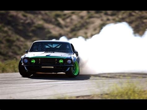 american muscle cars  drifts youtube