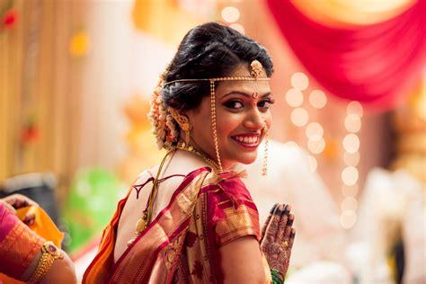 offbeat colors  marathi bride   desiweddingbells