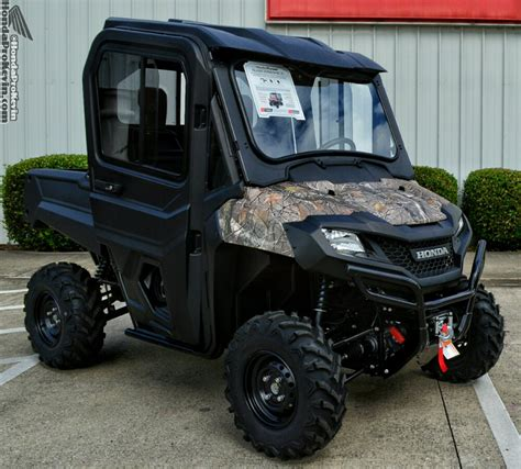electric 4x4 vehicle 2014 2018 honda pioneer 700 4 accessories review prices