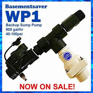 1000  Images About Wp1 900gph Water Powered Backup Sump