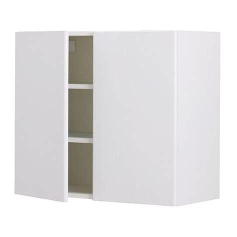 ikea kitchen cabinet doors white akurum wall cabinet with 2 doors white h 228 rlig white