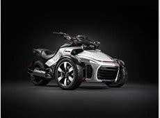 2015 CanAm Spyder F3 BRP's Muscle Trike