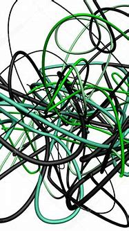 Abstract 3d lines — Stock Photo © jeremywhat #6862943