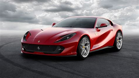 2017 Ferrari 812 Superfast Wallpaper Hd Car Wallpapers