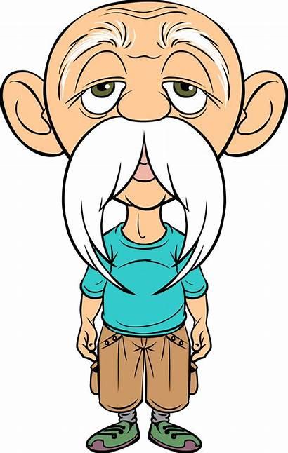 Cartoon Clipart Clip Grandpa Google Szukaj Glasses