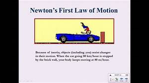 Introduction To Newton U0026 39 S Laws Of Motion