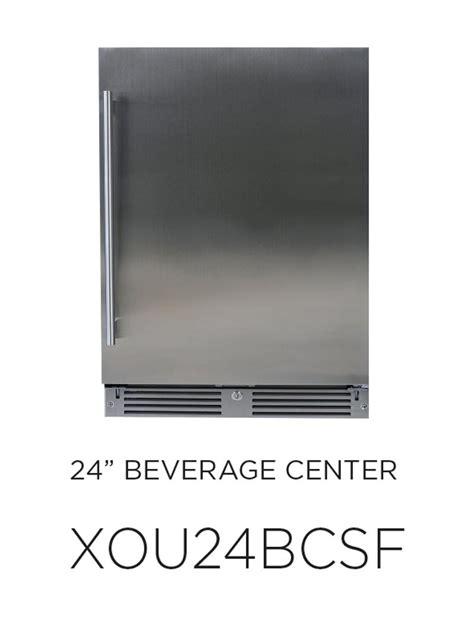 beverage centers xo appliance