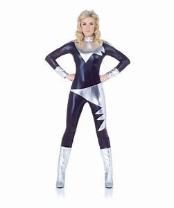 Lightning Woman Costume - Women Costume