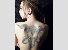 Aries Tattoo Images & Designs