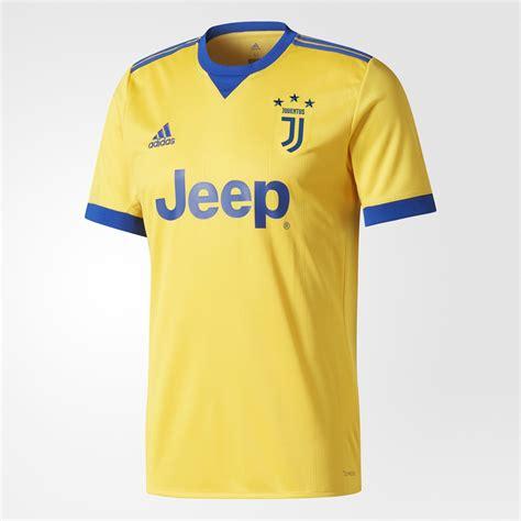 Juventus Away Jersey 2018
