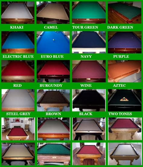 pool table cloth colors 1000 images about how to build a pool table on pinterest