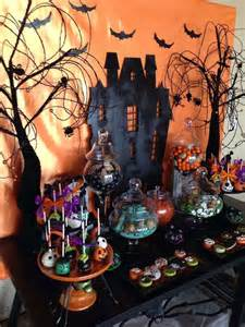 best 10 halloween table decorations ideas on pinterest