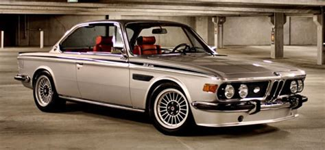 1973 Bmw E9 3.0 Cs Alpina B2