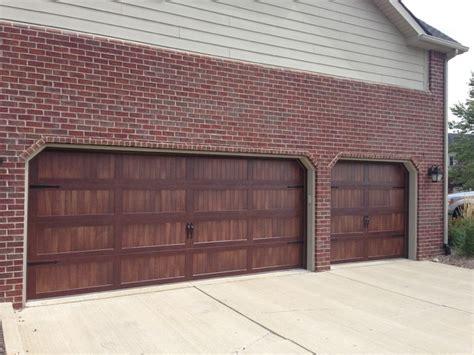 faux wood garage doors 12 mesmerizing ideas of faux wood garage doors