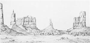 How to draw o monument