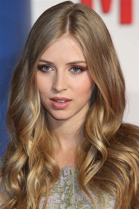 Hermione Corfield attends British Academy Television and Craft Awards Nominees Party ...
