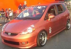 2008 Honda Fit 5