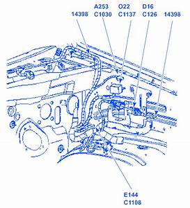 Ford Explorer 2009 Engine Part Electrical Circuit Wiring
