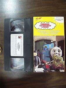 Thomas & Friends Thomas Gets Tricked & Other Stories [VHS ...