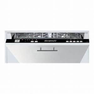 Lave Vaisselle 45 Cm Noir : brandt vs1009j lave vaisselle int grable 45 cm gris ~ Melissatoandfro.com Idées de Décoration