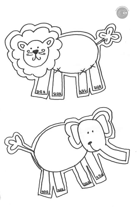 disegni da colorare animali della savana disegni da colorare animali della savana migliori