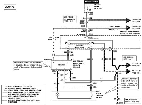 87 Mustang Power Window Wiring Diagram by 1995 Ford Mustang Gt My Manual Window System Electrical