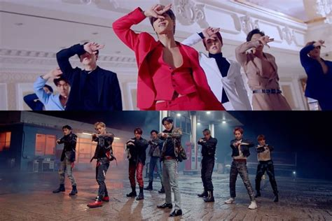 exo love shot lirik watch exo goes all in with guns blazing as they fire a