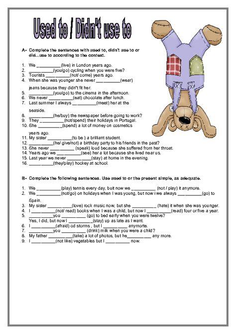 didnt   elementary worksheet